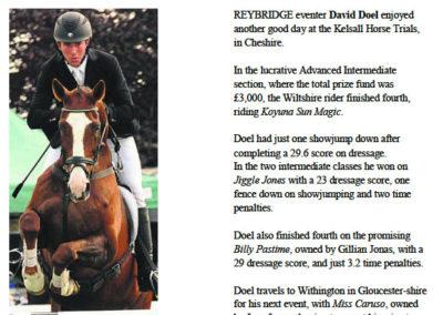 Wiltshire Gazette