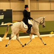 Burgham 3 star dressage