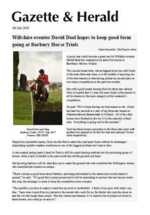 Wiltshire Gazette & Herald