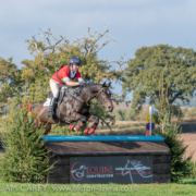 Bicton Novice WINNER